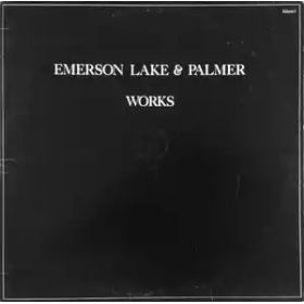 Emerson Lake Palmer – Works (Volume 1) (1977, Trifold, Vinyl)