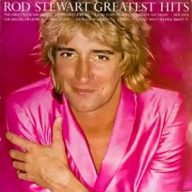 Rod Stewart – Greatest Hits Vol. 1 (1979, UK Pressing, Vinyl)