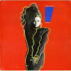 Janet Jackson – Control (1986, Vinyl)