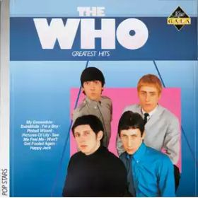 The Who – Greatest Hits (1986, Vinyl)