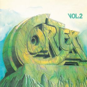 Cortex (6) - Volume 2 (2013, Vinyl)