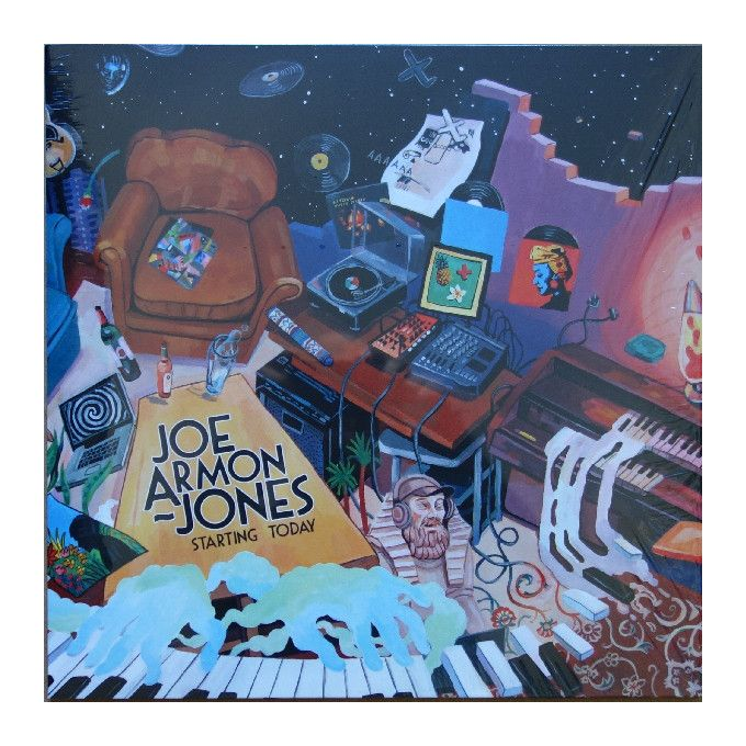 Joe Armon-Jones - Starting Today (2019, Vinyl)