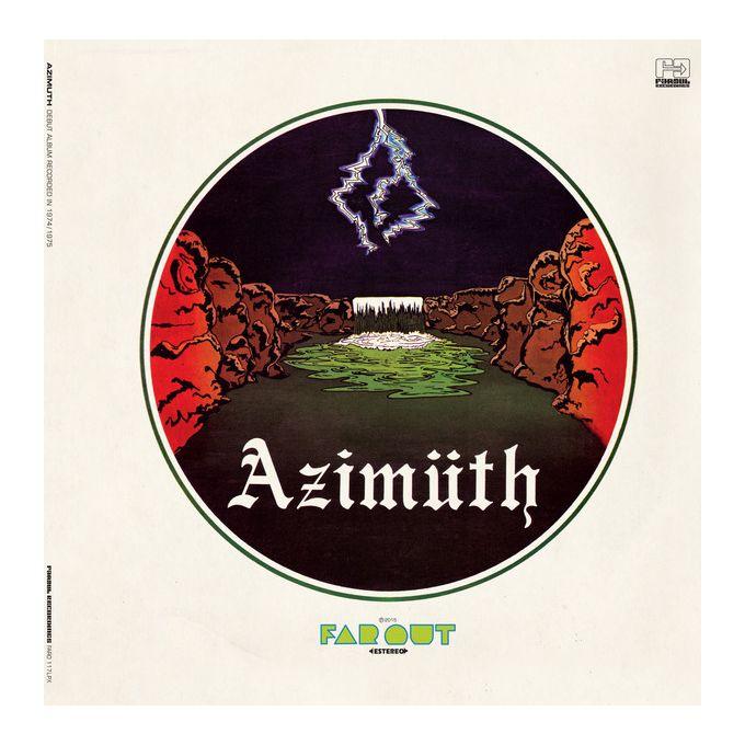 Azymuth - Azimüth (2015, Gatefold, Vinyl)