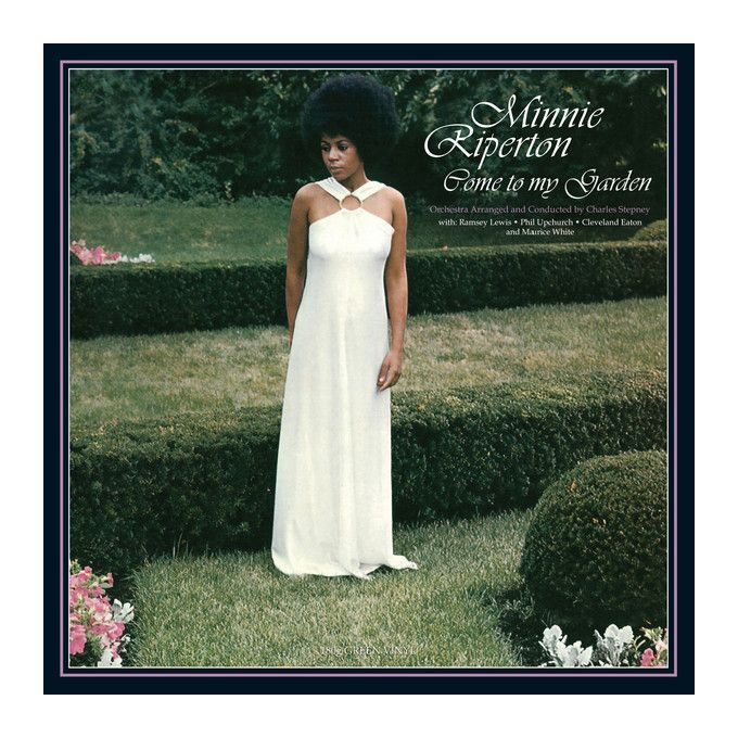 Minnie Riperton - Come To My Garden (2017, Green Translucent, 180g, Vinyl)
