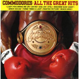 Commodores - All The Great Hits (1982, Vinyl)