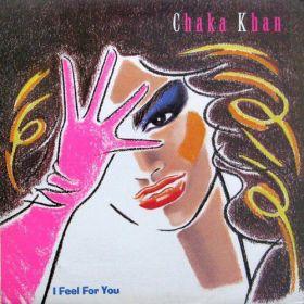Chaka Khan - I Feel For You (1984, Vinyl)