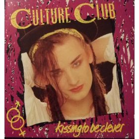 Culture Club - Kissing To Be Clever (1982, Vinyl)