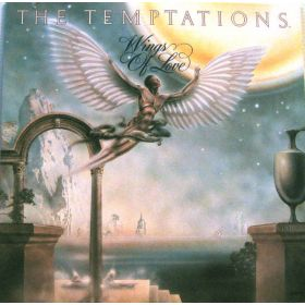 The Temptations - Wings Of Love (1976, Vinyl)