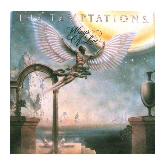 The Temptations - Wings Of Love (1976, Vinyl)