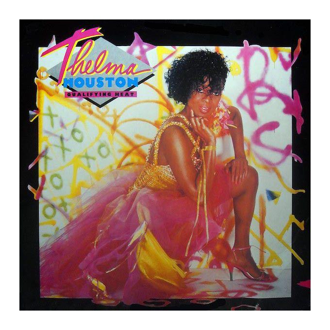 Thelma Houston - Qualifying Heat (1984, Vinyl)