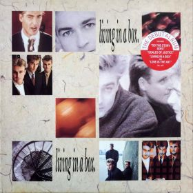 Living In A Box - Living In A Box (1987, Vinyl)