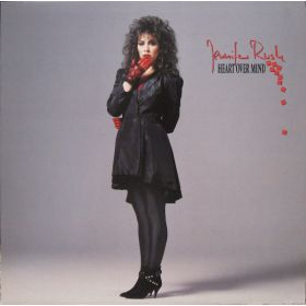 Jennifer Rush - Heart Over Mind (1987, Vinyl)