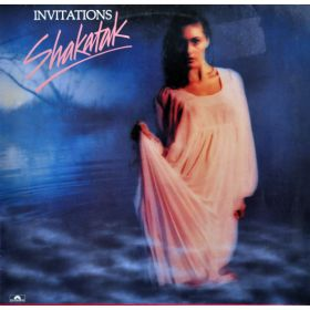 Shakatak - Invitations (1982, Vinyl)