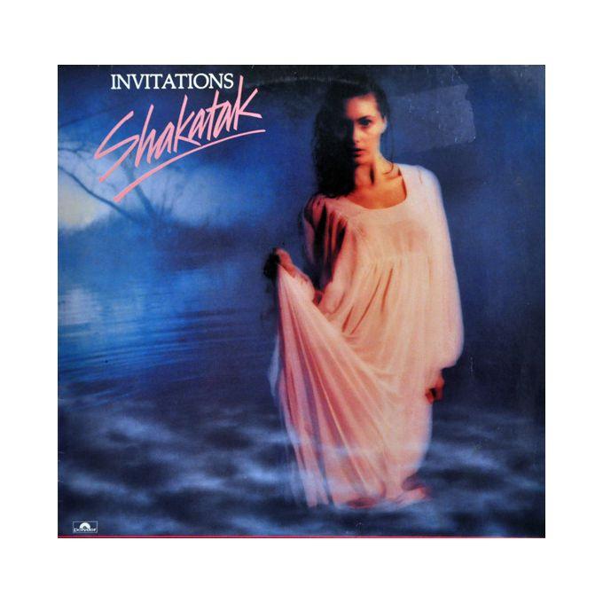 Shakatak - Invitations (1982, Vinyl)