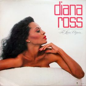 Diana Ross - To Love Again (1981, Vinyl)