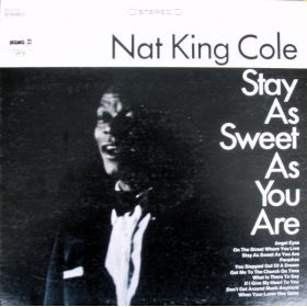 Nat King Cole - Stay As Sweet As You Are (1967, Vinyl)