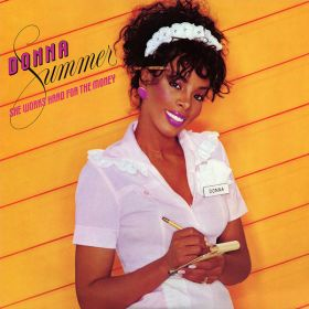 Donna Summer - She Works Hard For The Money (1983, 26 - PRC, Compton Pressing, Vinyl)