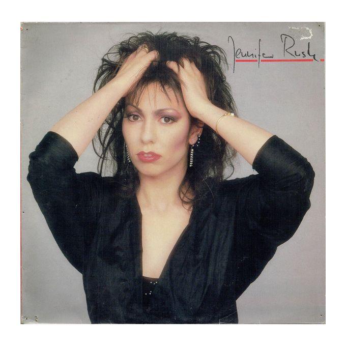 Jennifer Rush - Jennifer Rush (1985, Vinyl)