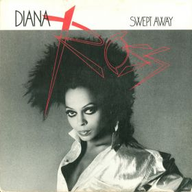 Diana Ross - Swept Away (1984, Gatefold, Vinyl)