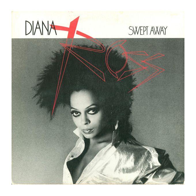 Diana Ross - Swept Away (1984, Gatefold, Vinyl)