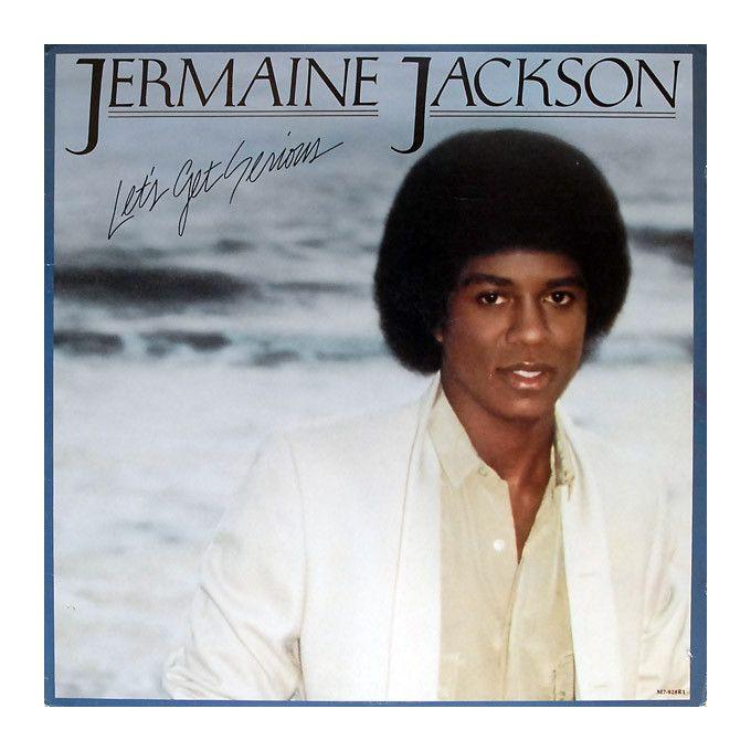 Jermaine Jackson - Lets Get Serious (1980, Vinyl)