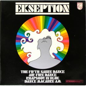 Ekseption - Ekseption (1969, Vinyl)