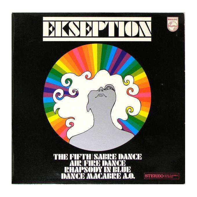 Ekseption - Ekseption (1969, Vinyl)