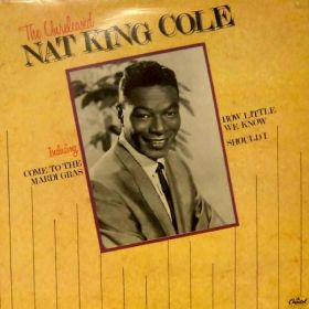 Nat King Cole - The Unreleased (1987, Vinyl)