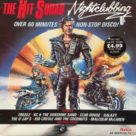 Various - The Hit Squad Nightclubbing (1983, Vinyl)
