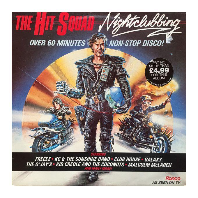 Various - The Hit Squad Nightclubbing (1983, Vinyl)
