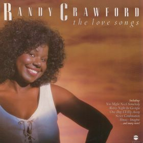 Randy Crawford - The Love Songs (1987, Vinyl)