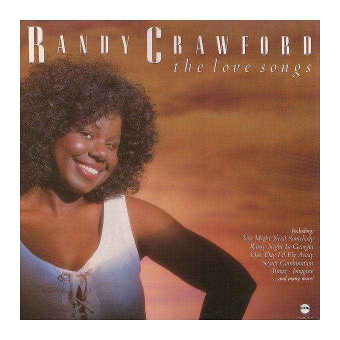 Randy Crawford - The Love Songs (1987, Vinyl)