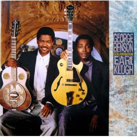 George Benson / Earl Klugh - Collaboration (1987, Vinyl)