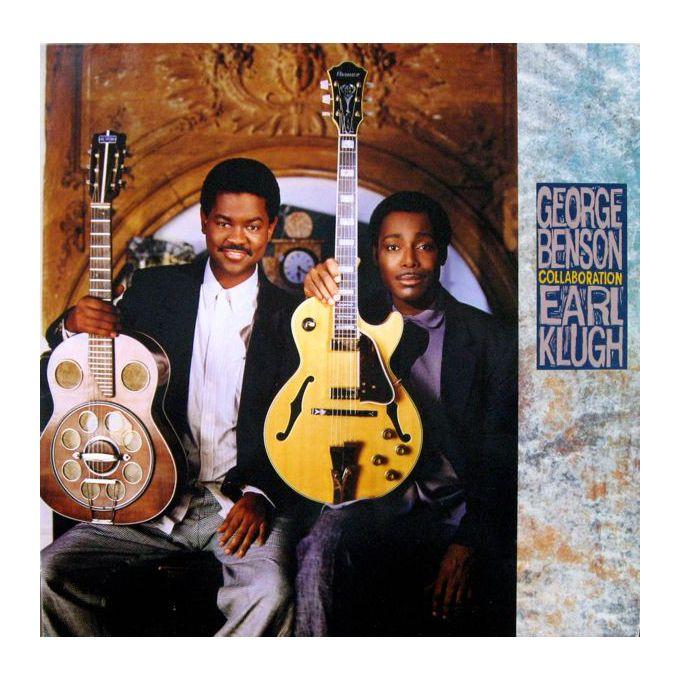 George Benson / Earl Klugh - Collaboration (1987, Vinyl)