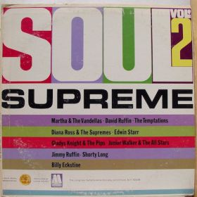 Various - Soul Supreme Vol. 2 (1969, Vinyl)