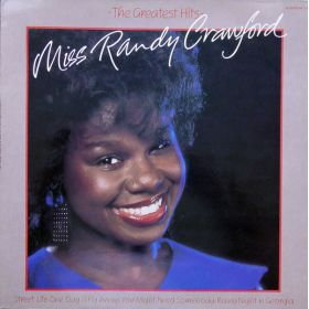 Randy Crawford - The Greatest Hits (1984, Vinyl)