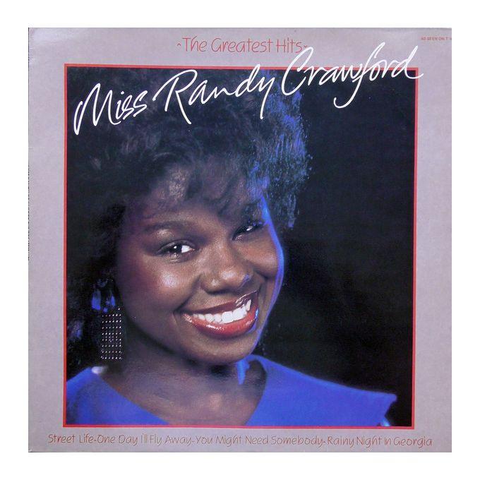 Randy Crawford - The Greatest Hits (1984, Vinyl)
