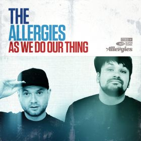 The Allergies - As We Do Our Thing (2017, Vinyl)