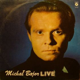 Michał Bajor - Live (1987, Cream labels, Vinyl)