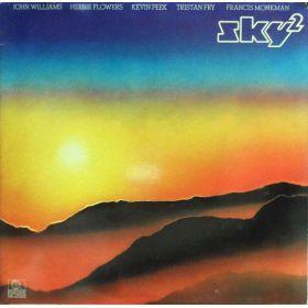 Sky (4) - Sky 2 (1980, Gatefold Sleeve, Vinyl)