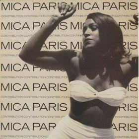 Mica Paris - Contribution (1990, Vinyl)