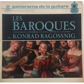 Konrad Ragossnig - Les Baroques (G. Frescobaldi - J.J. Froberger - H. Purcell - J.P. Rameau - G.F. H