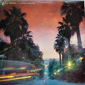Chet Atkins - Street Dreams (1986, Vinyl)