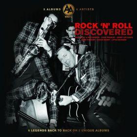 Various - Rock n Roll Discovered (2016, Vinyl)