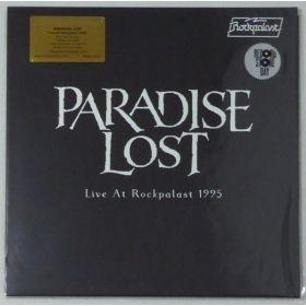 Paradise Lost - Live At Rockpalast 1995 (2020, White, 180 gram, Vinyl)