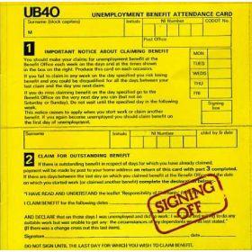 UB40 - Signing Off (CD)