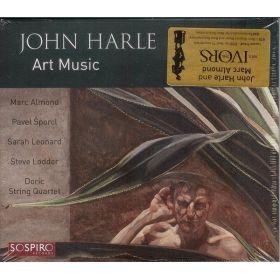 John Harle - Art Music (2013, CD)