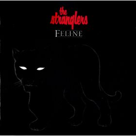 The Stranglers - Feline (1987, CD)