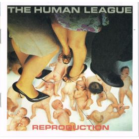 The Human League - Reproduction (2003, CD)