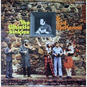 The Whistlebinkies & Ted McKenna (2) - The Whistlebinkies & Ted McKenna (Blue Labels, Vinyl)